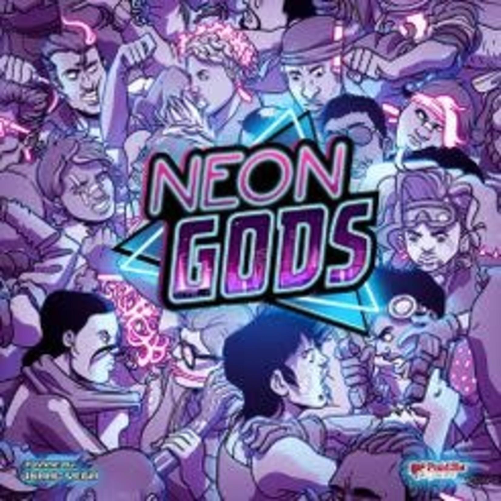 Neon Gods Board Game