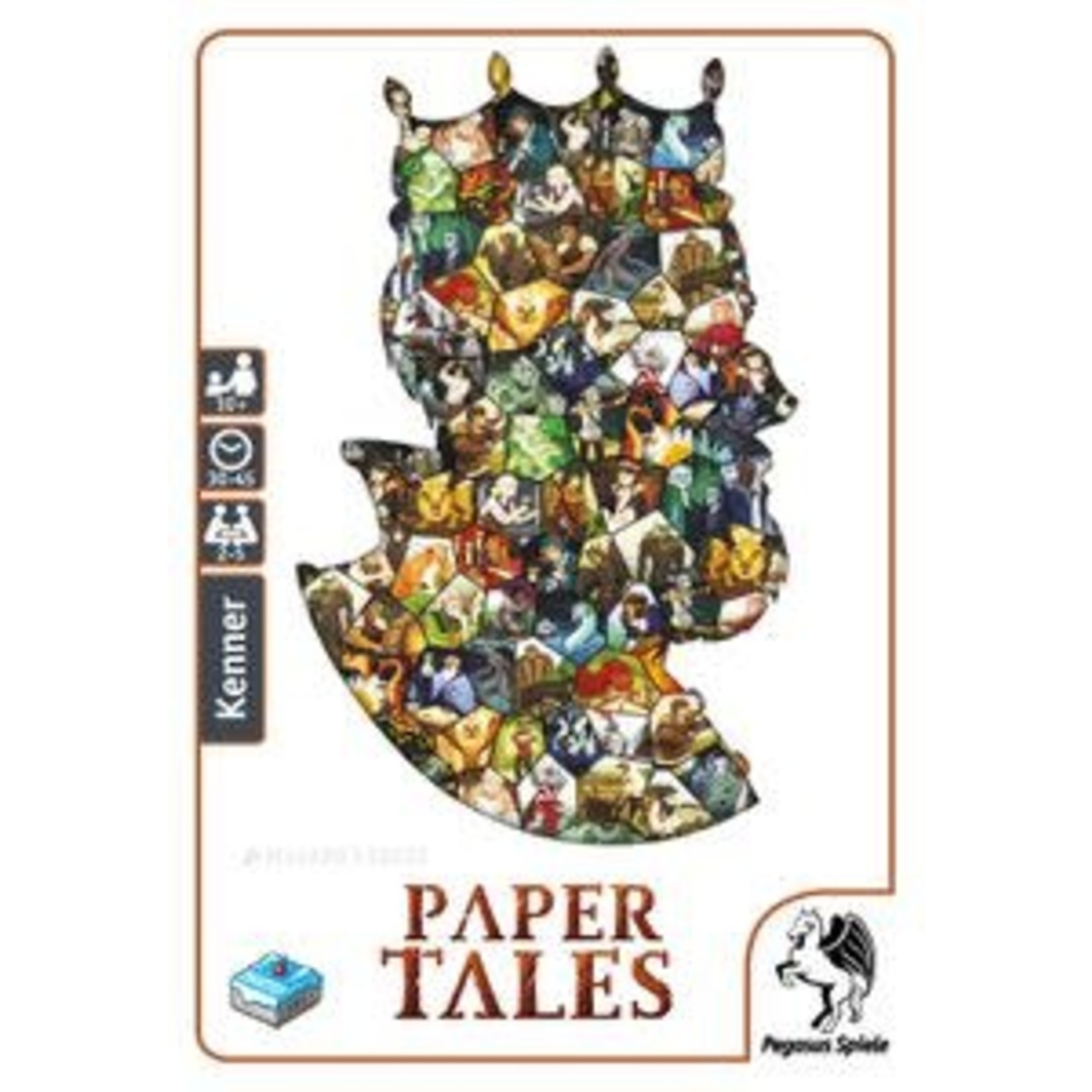 Paper Tales Board Game