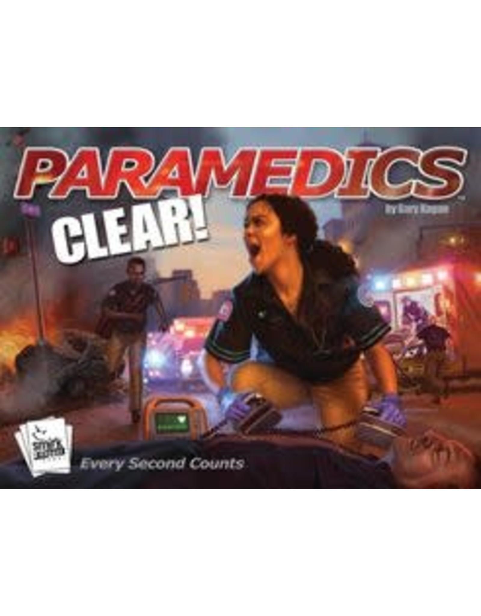 Paramedics: Clear! Board Game