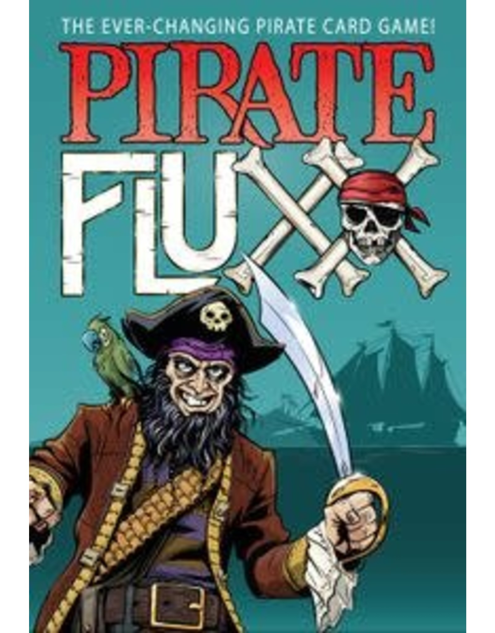 Pirate Fluxx Board Game