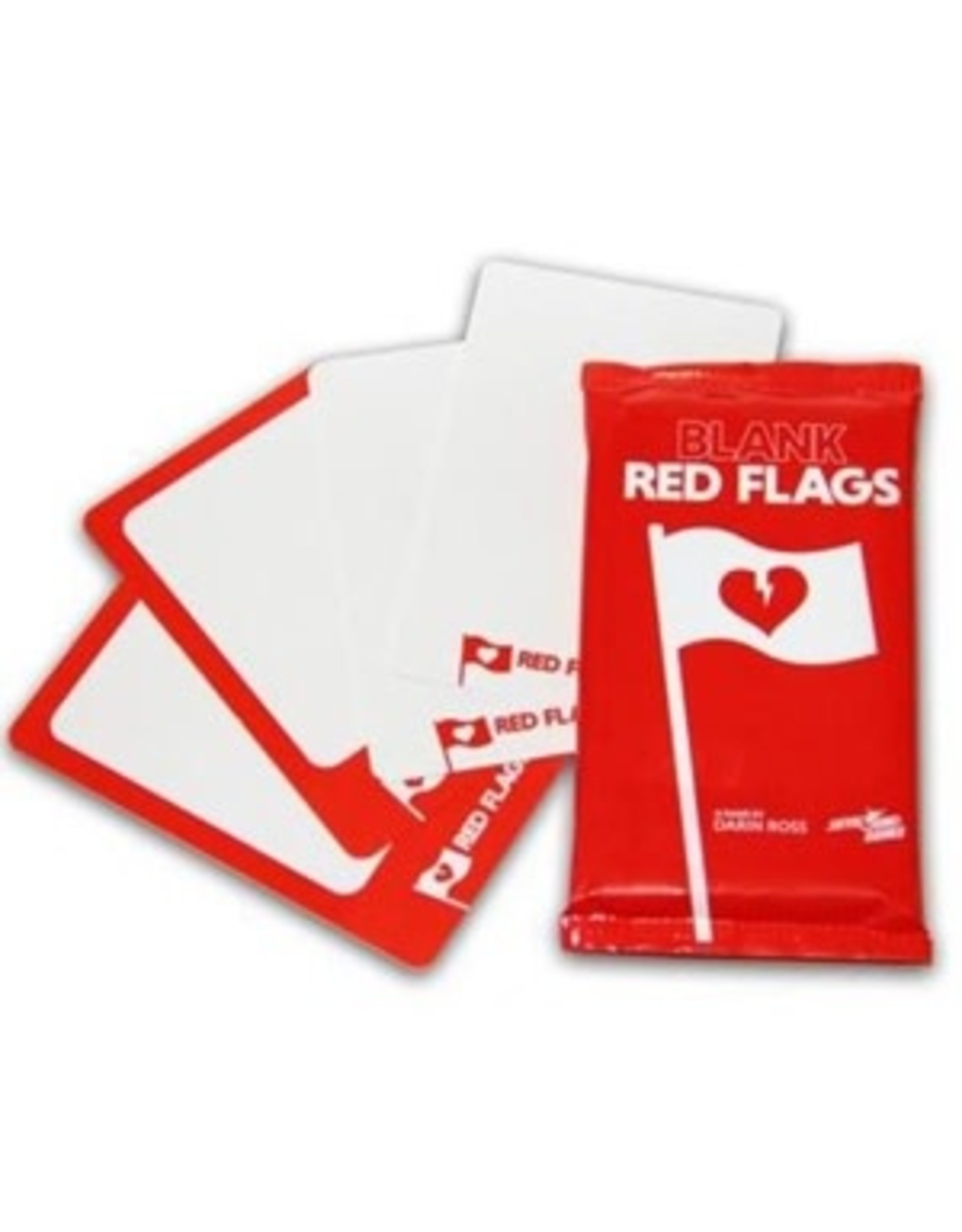 Red Flags: Blank Cards