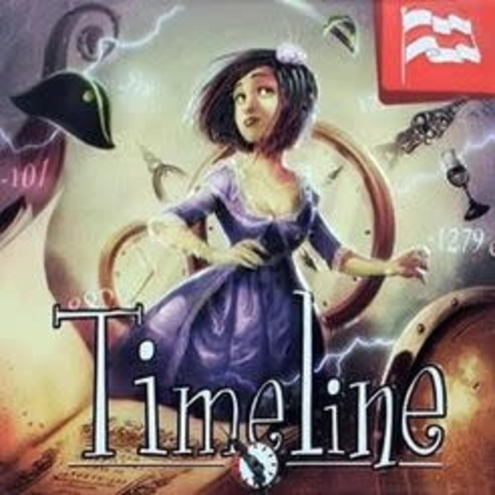 Timeline Events Board Games
