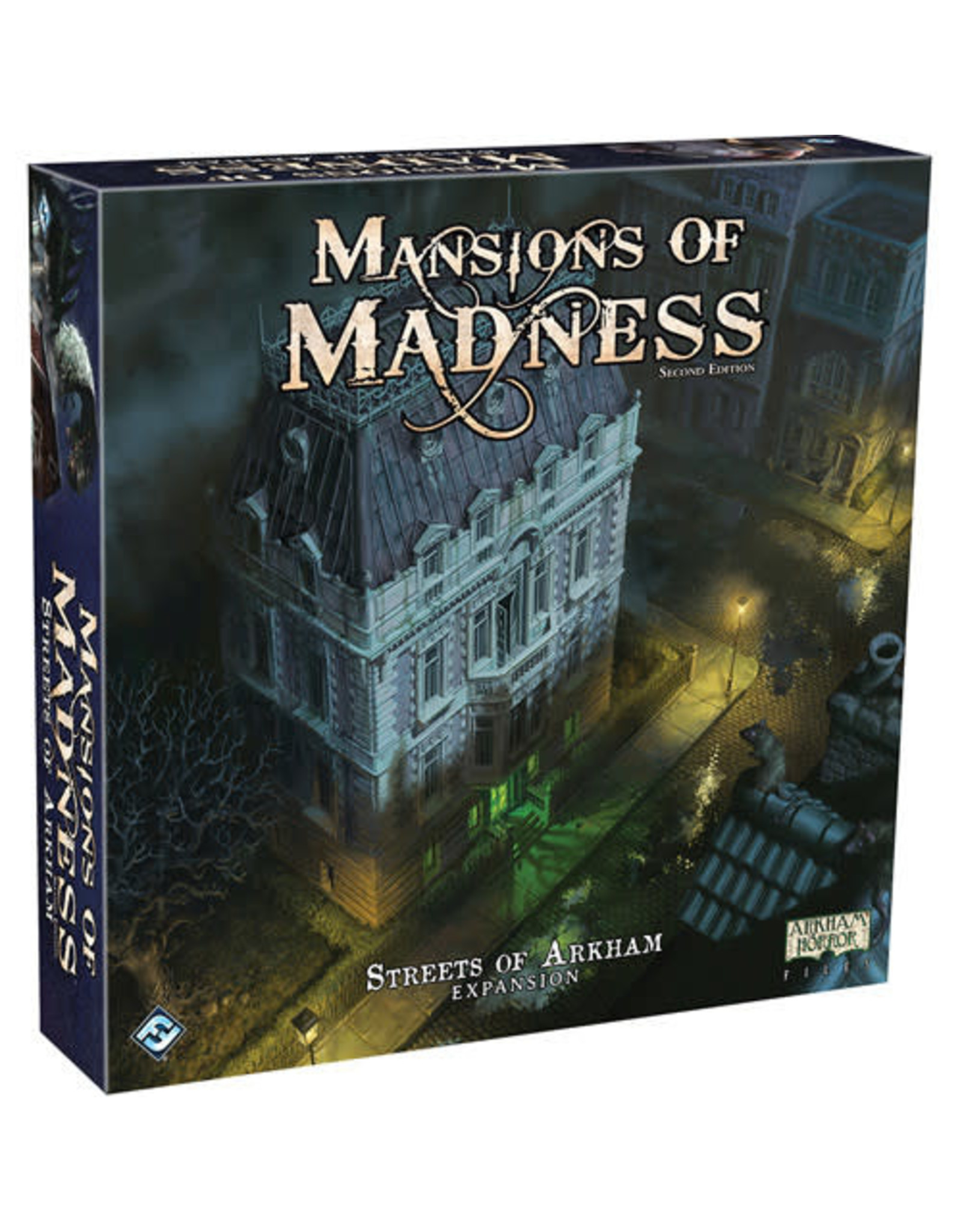 Mansions of Madness 2E Streets of Arkham Expasion