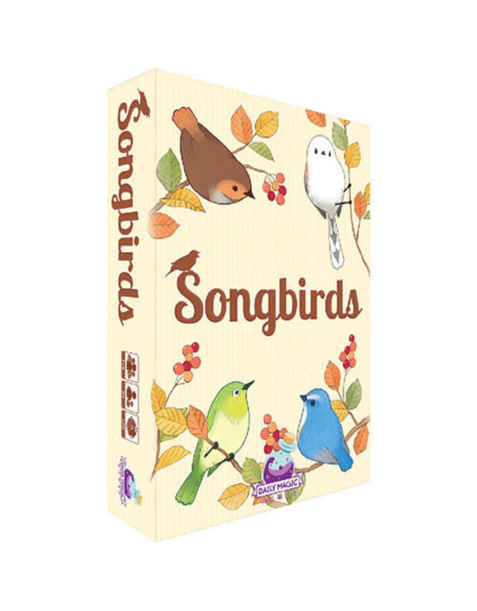 Songbirds Board Game