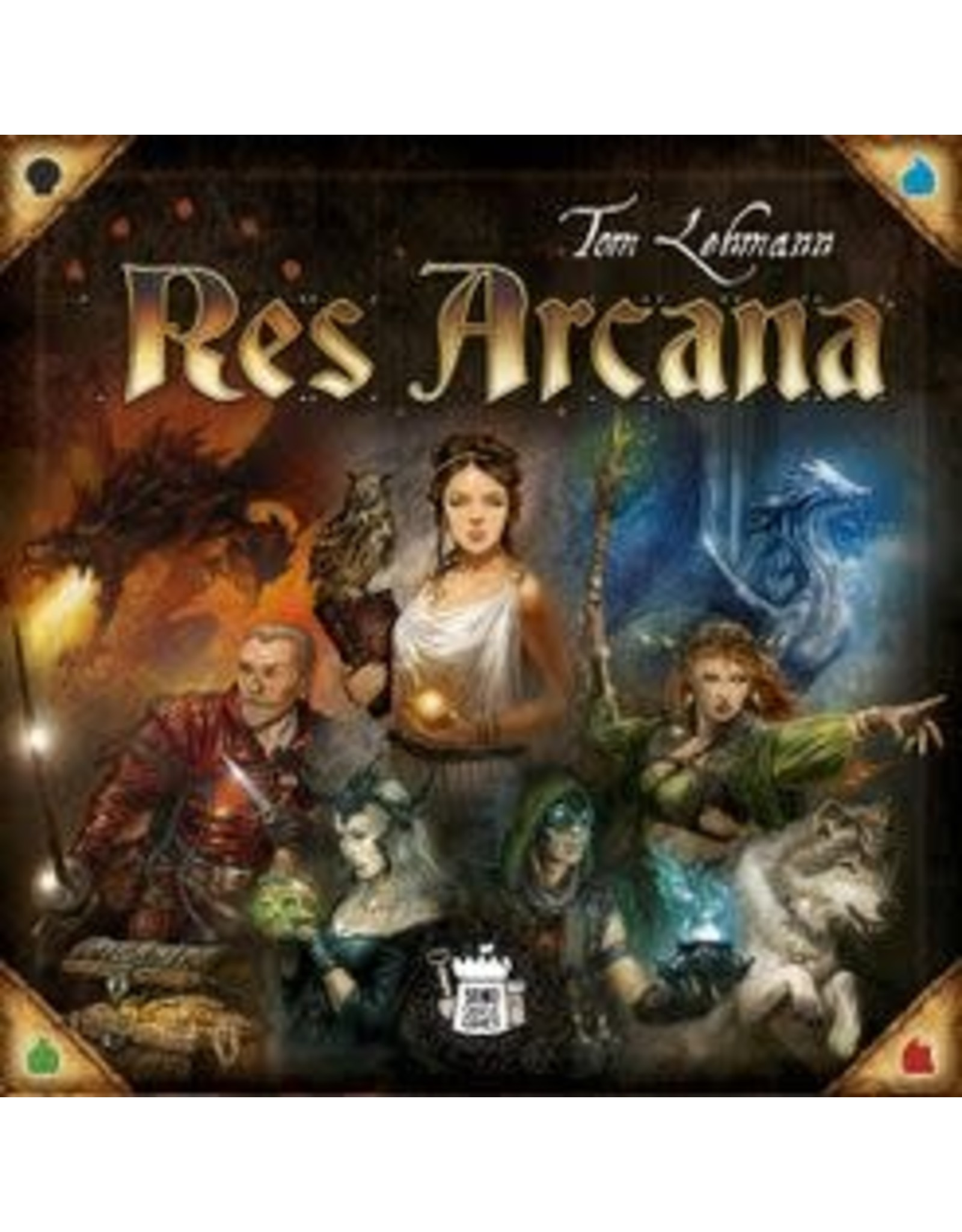 Res Arcana Board Game