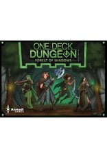 One Deck Dungeon: Forest of Shadows Card Game