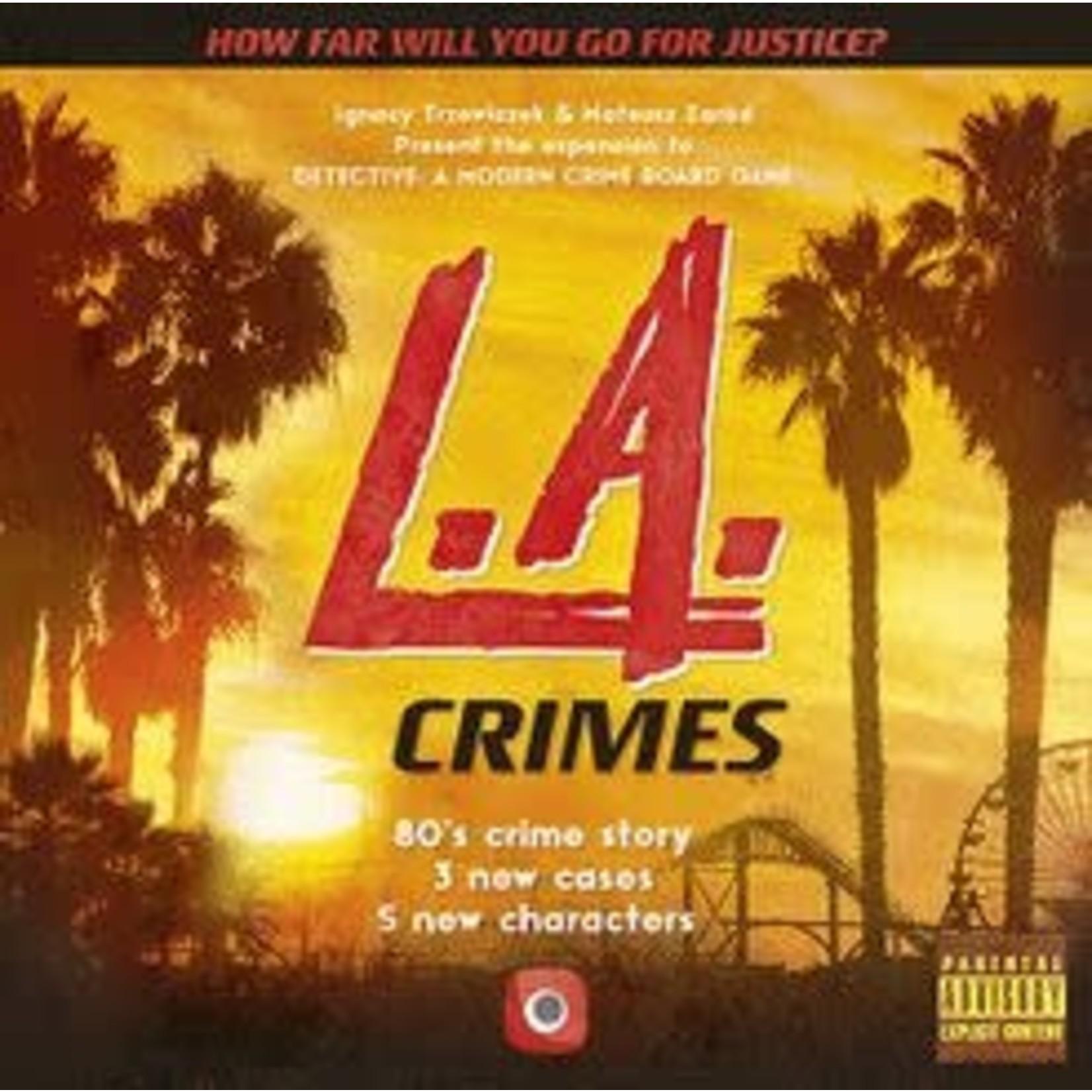 Detective: LA Crimes Expansion