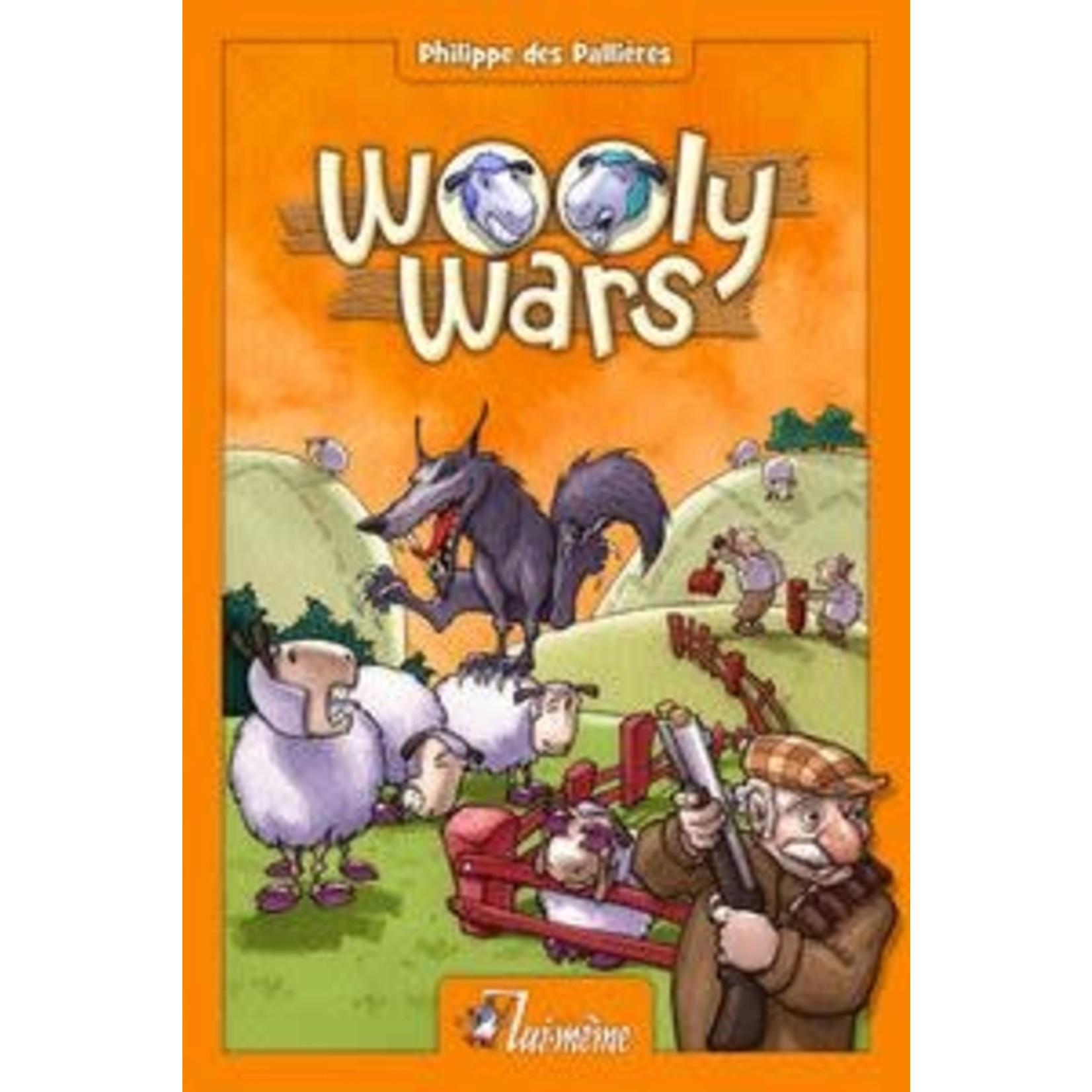 Wooly Wars Board Game