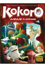 Kokoro: Avenue of the Kodama (Spirits) Board Game