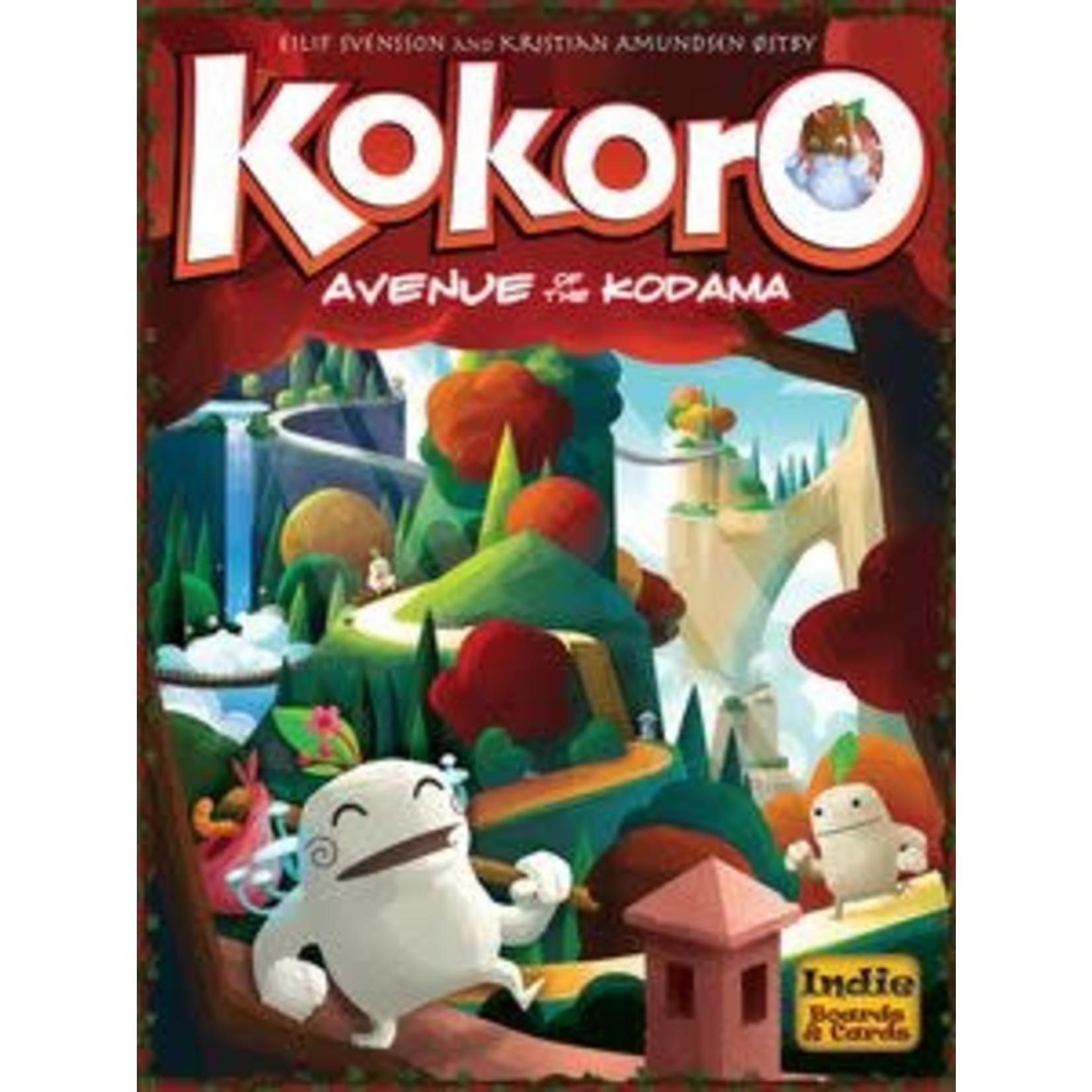 Kokoro: Avenue of the Kodama (Spirits) Board Game