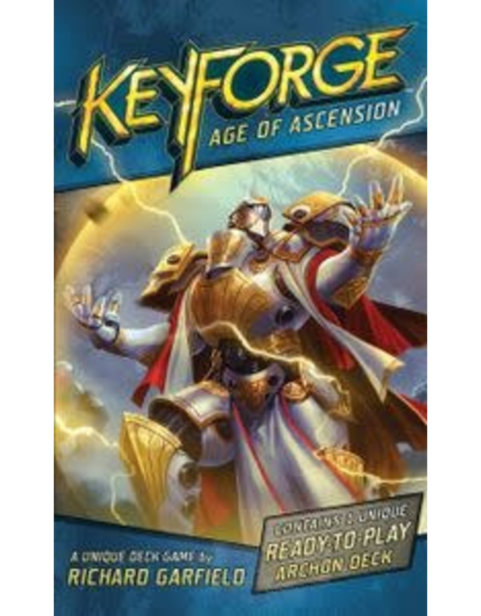 Keyforge: Age of Ascension Booster Pack