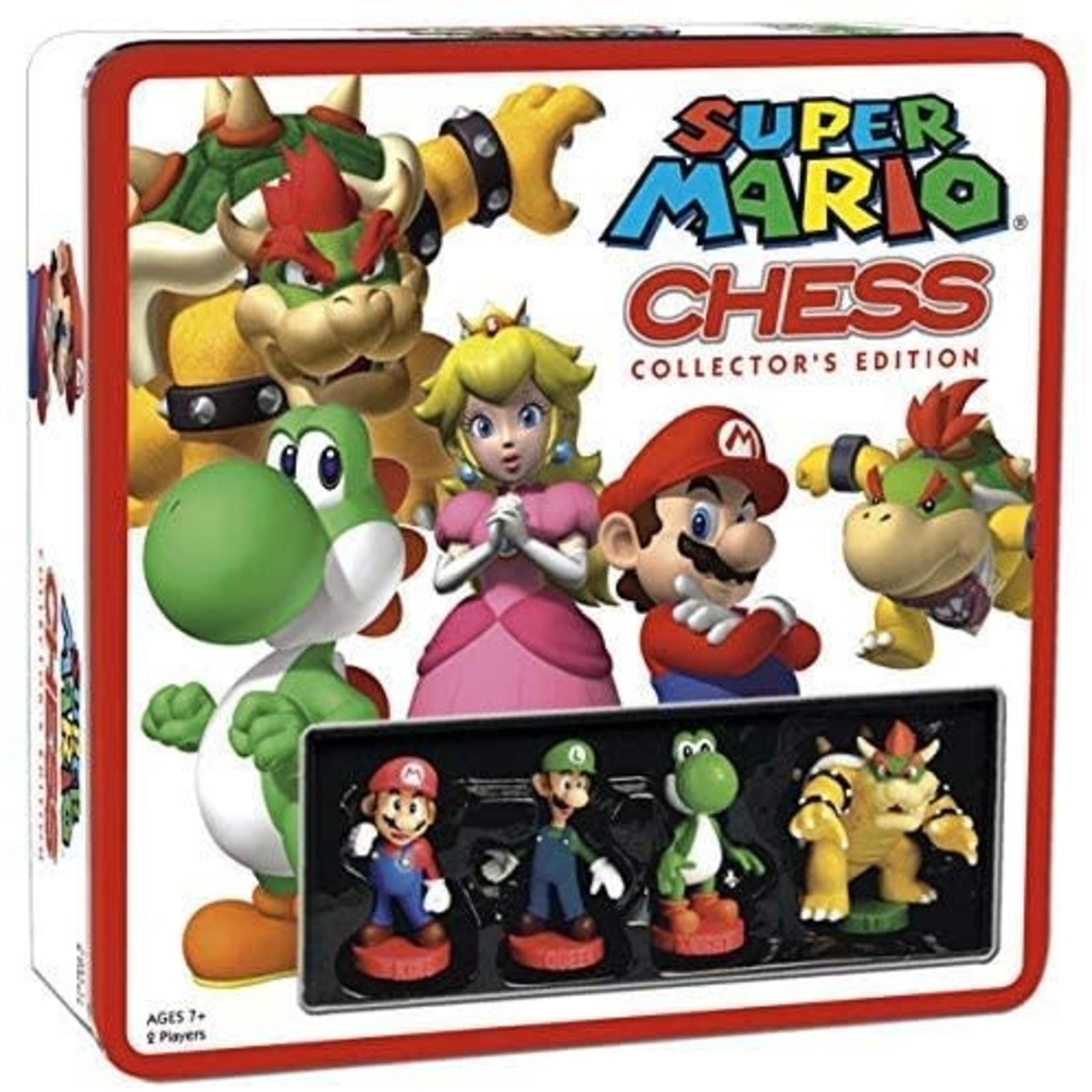 Super Mario Chess Board Game