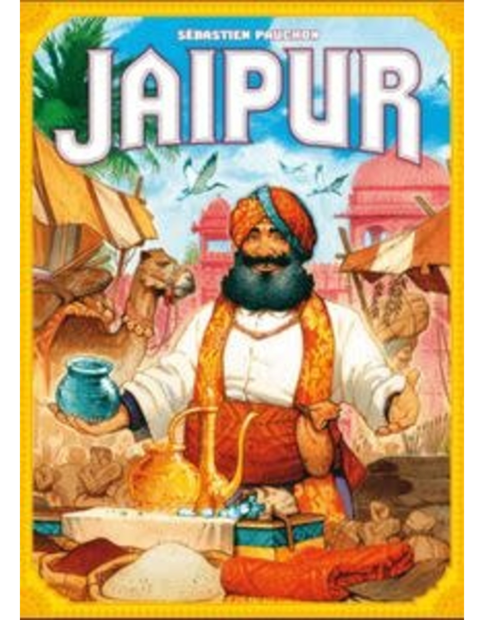 Jaipur Board Game (New Edition)