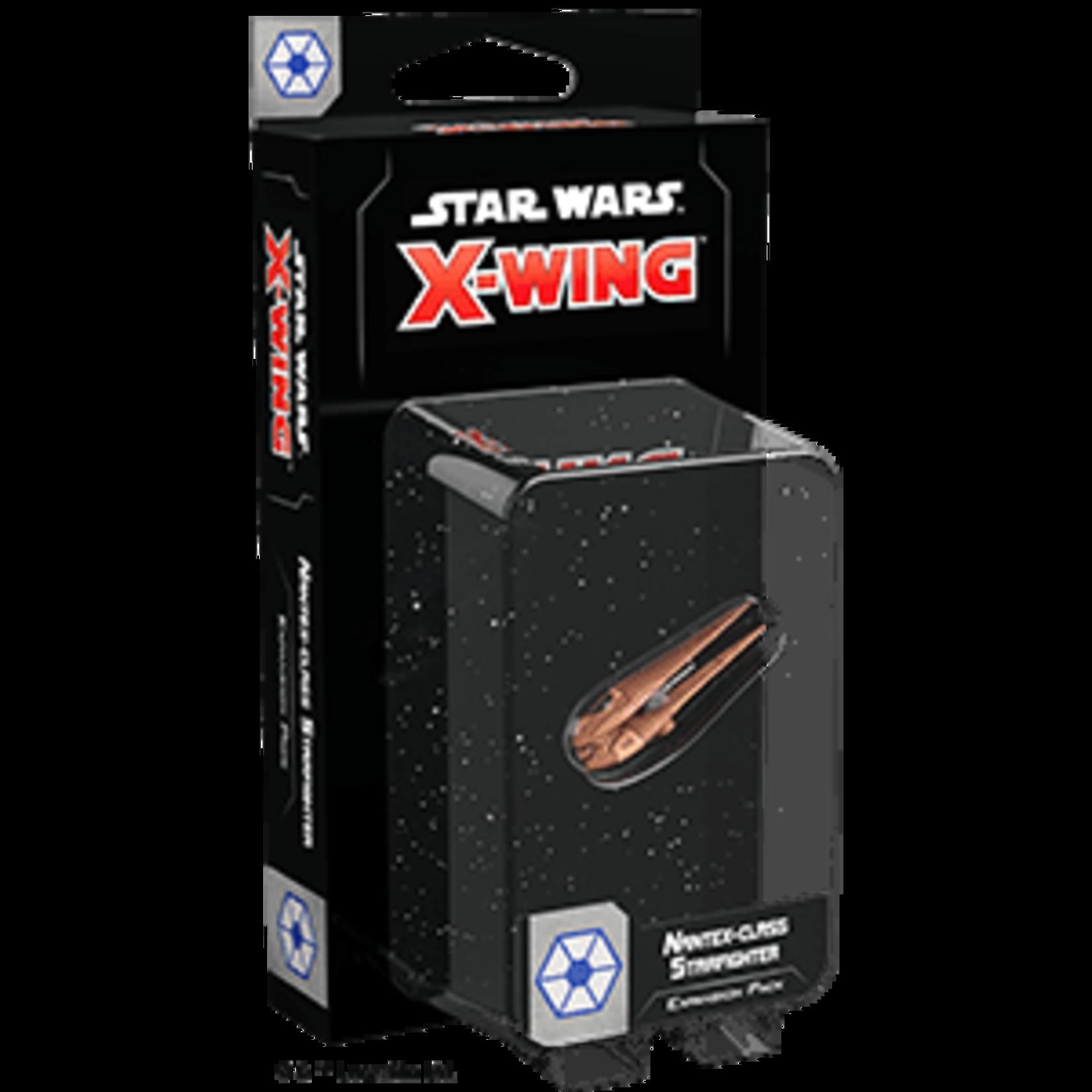 Star Wars X-Wing 2e: Nantex-Class Starfighter Expansion Pack