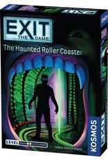 Exit: The Haunted Rollercoaster Board Game