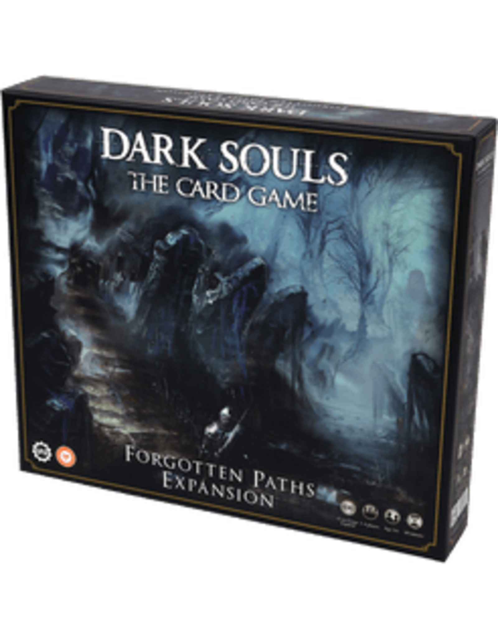Dark Souls Card Game: Forgotten Paths Expansion
