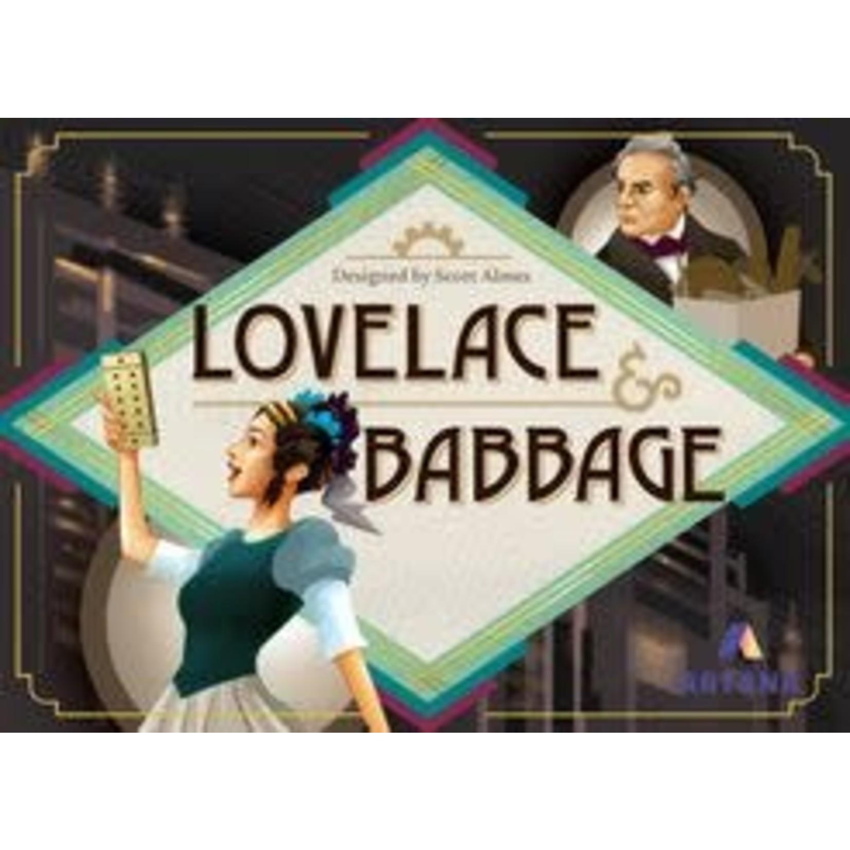 Lovelace & Babbage Board Game