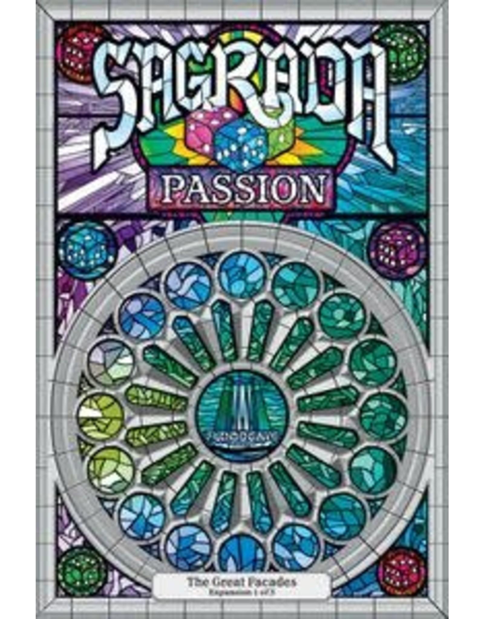 Sagrada: Passion Expansion