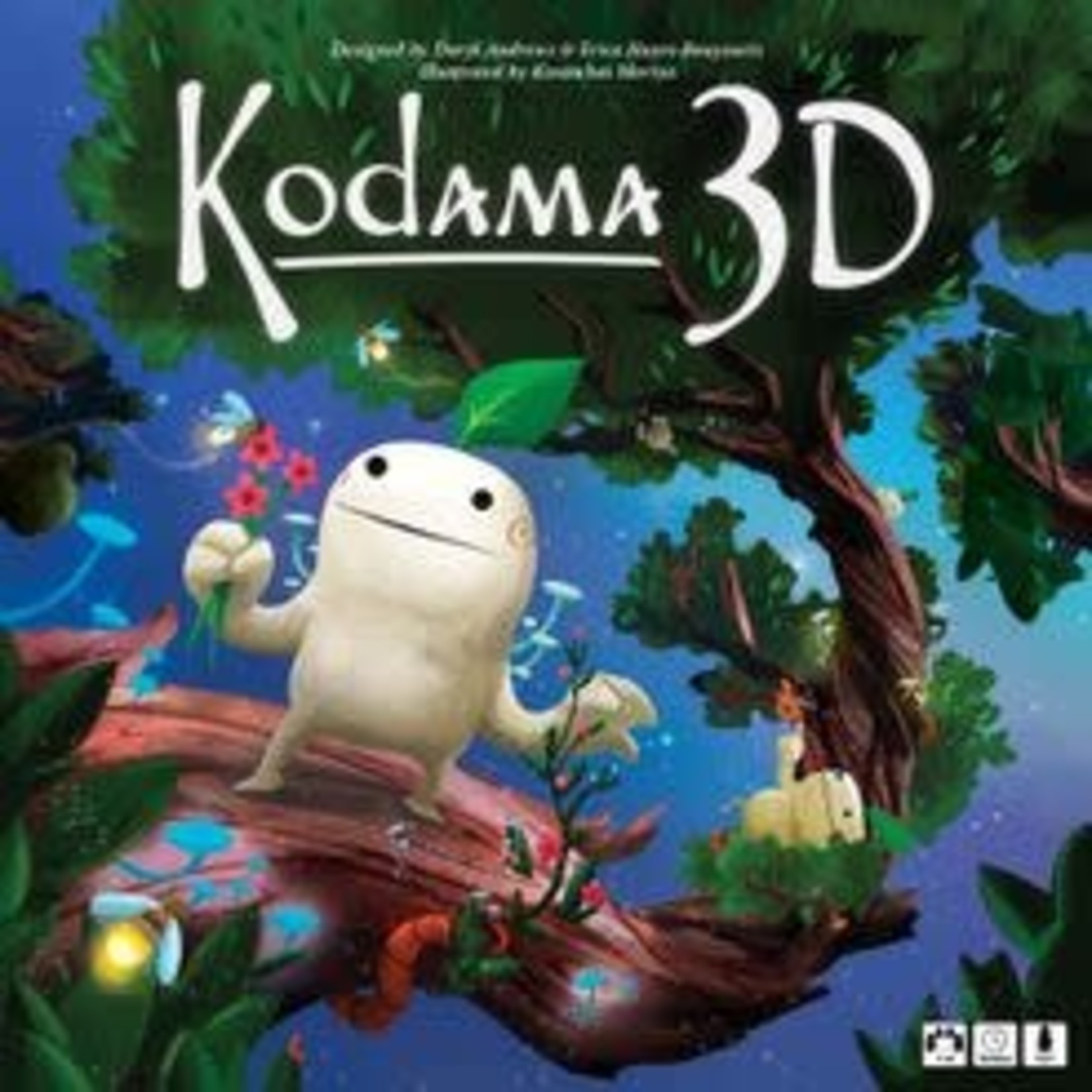 Kodama 3D Board Game