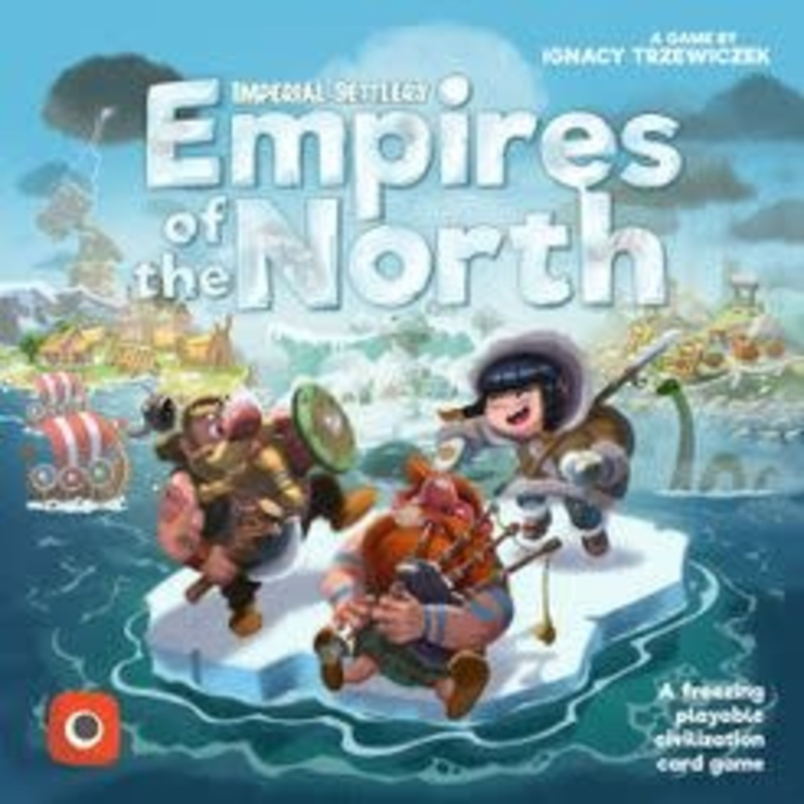 Imperial Settlers: Empire of the North Board Game