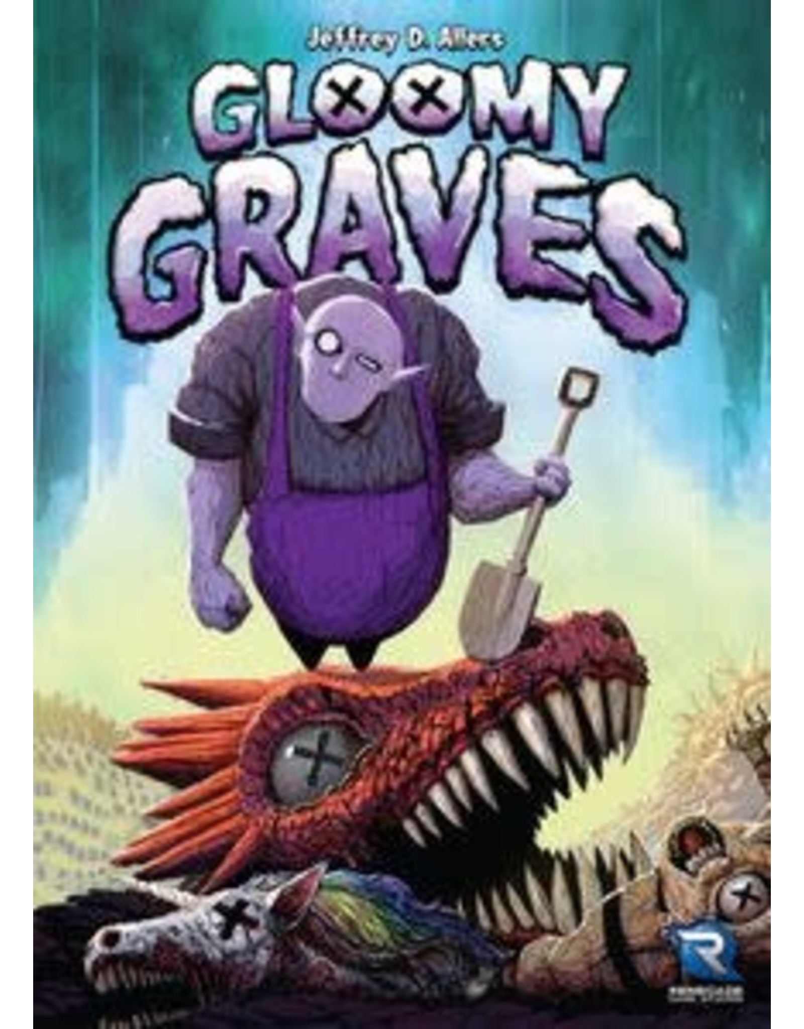 Gloomy Graves Board Game