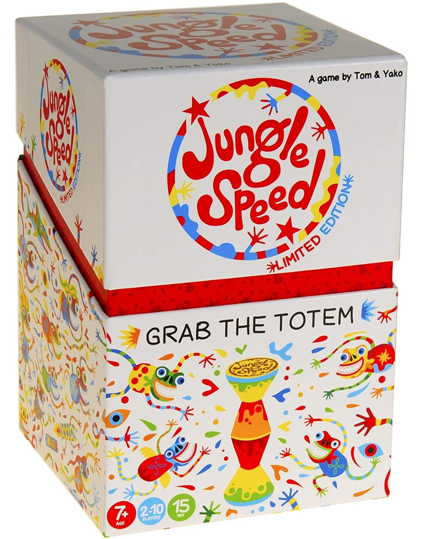 Jungle Speed Skwak Edition Board Game