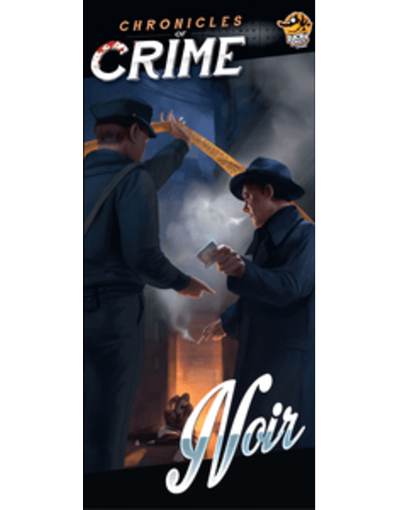 Chronicles of Crime Noir Expansion Board Game