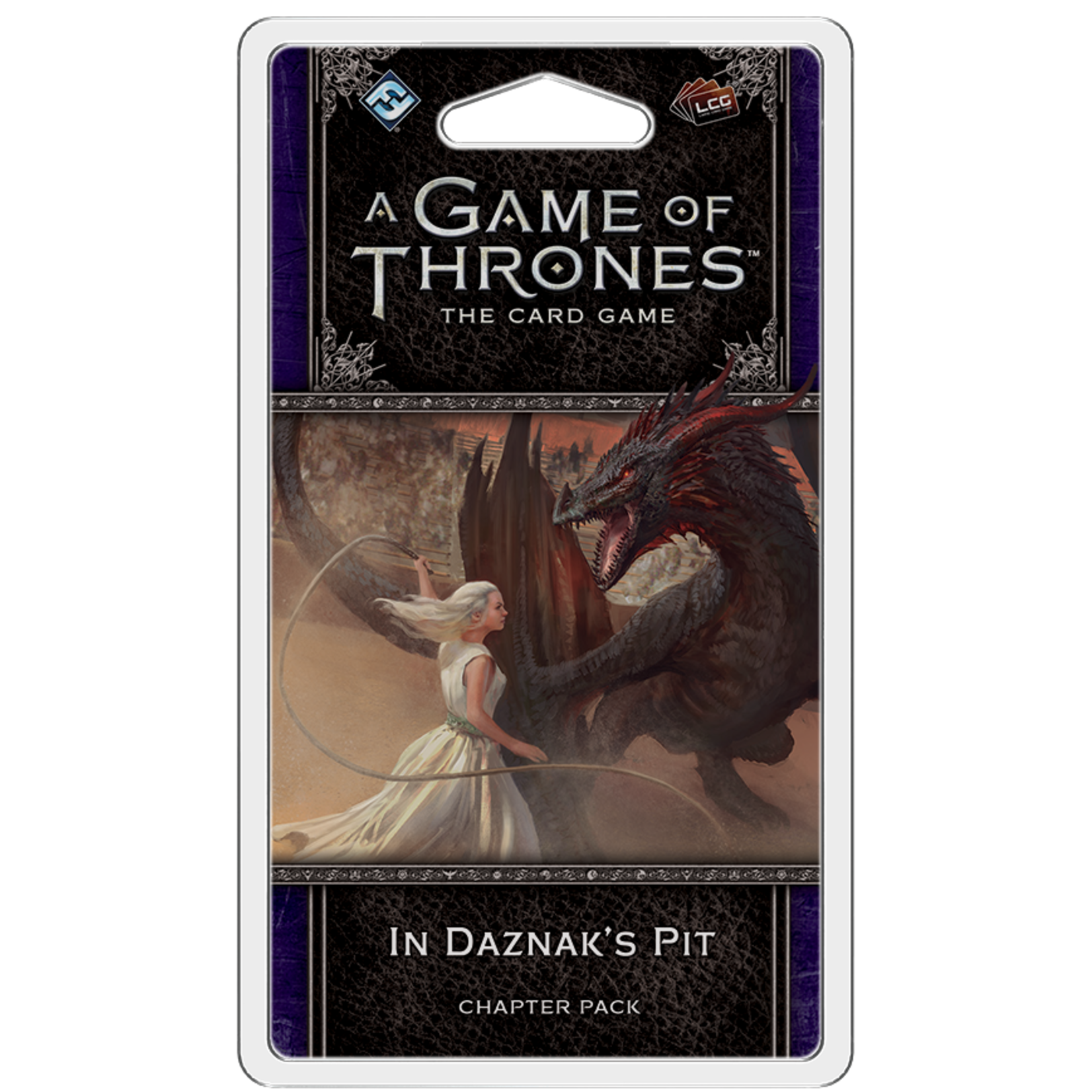 Game of Thrones LCG In Daznak's Pit Chapter Pack