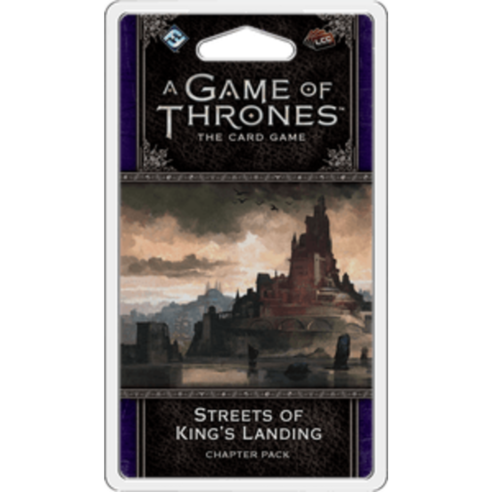 Game of Thrones LCG Streets of King's Landing Chapter Pack