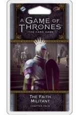 Game of Thrones LCG The Faith Militant Chapter Pack