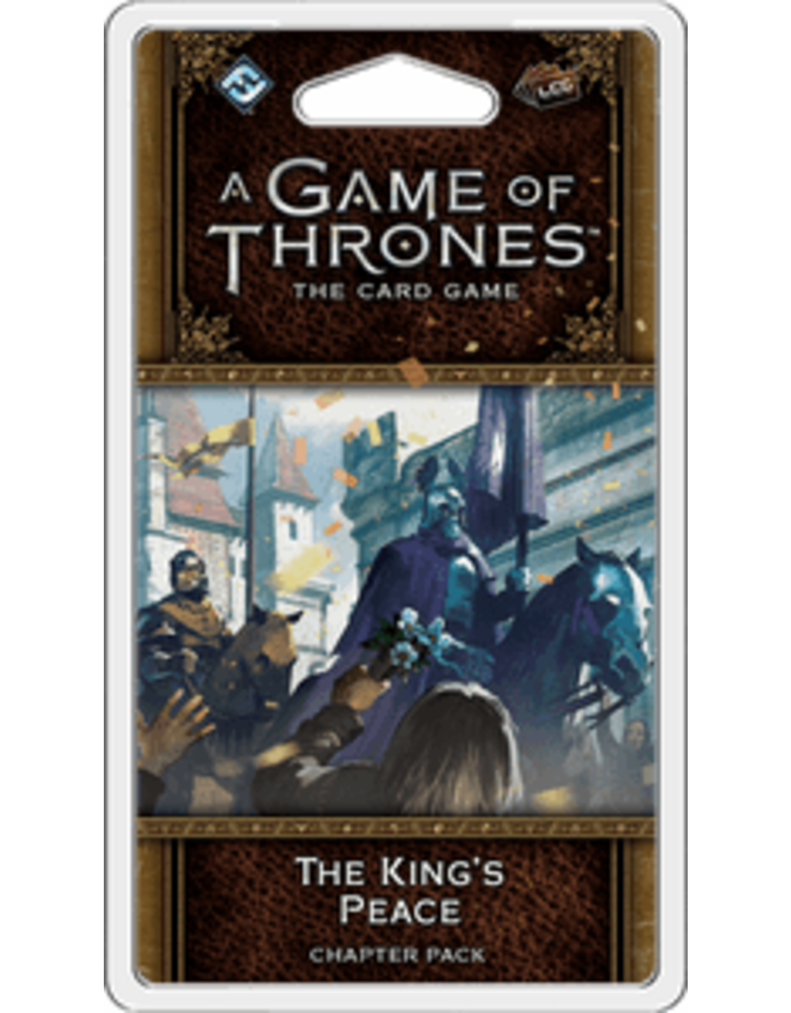 Game of Thrones LCG The King's Peace Chapter Pack