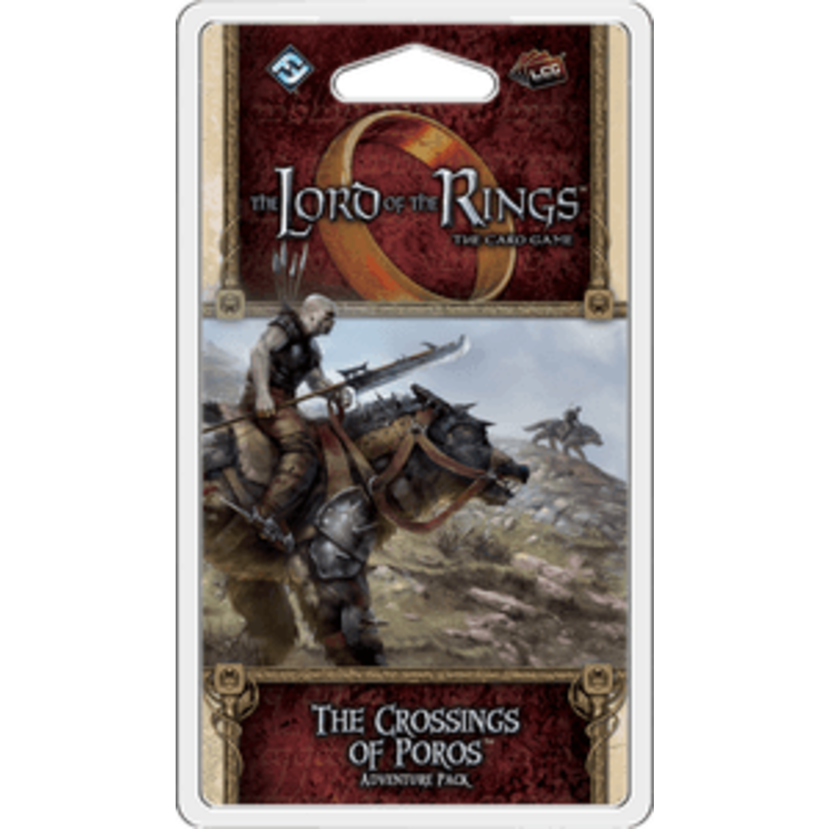 Lord of the Rings LCG The Crossing of Poros Adventure Pack