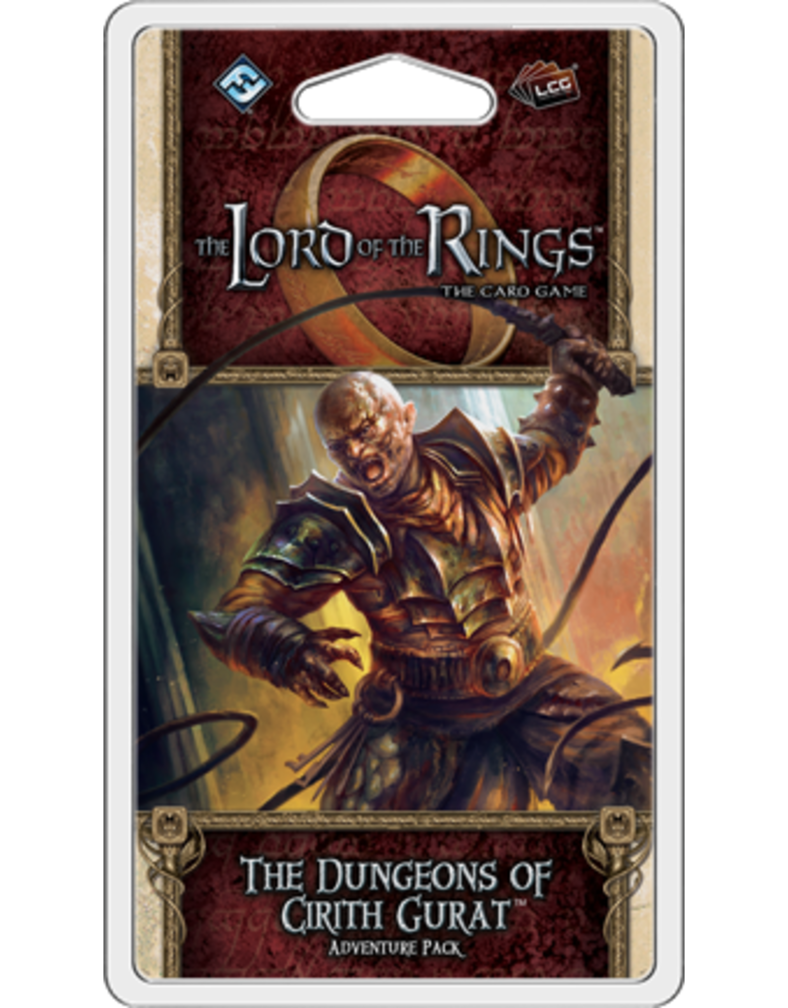 Lord of the Rings LCG The Dungeon of Cirth Gurat Adventure Pack