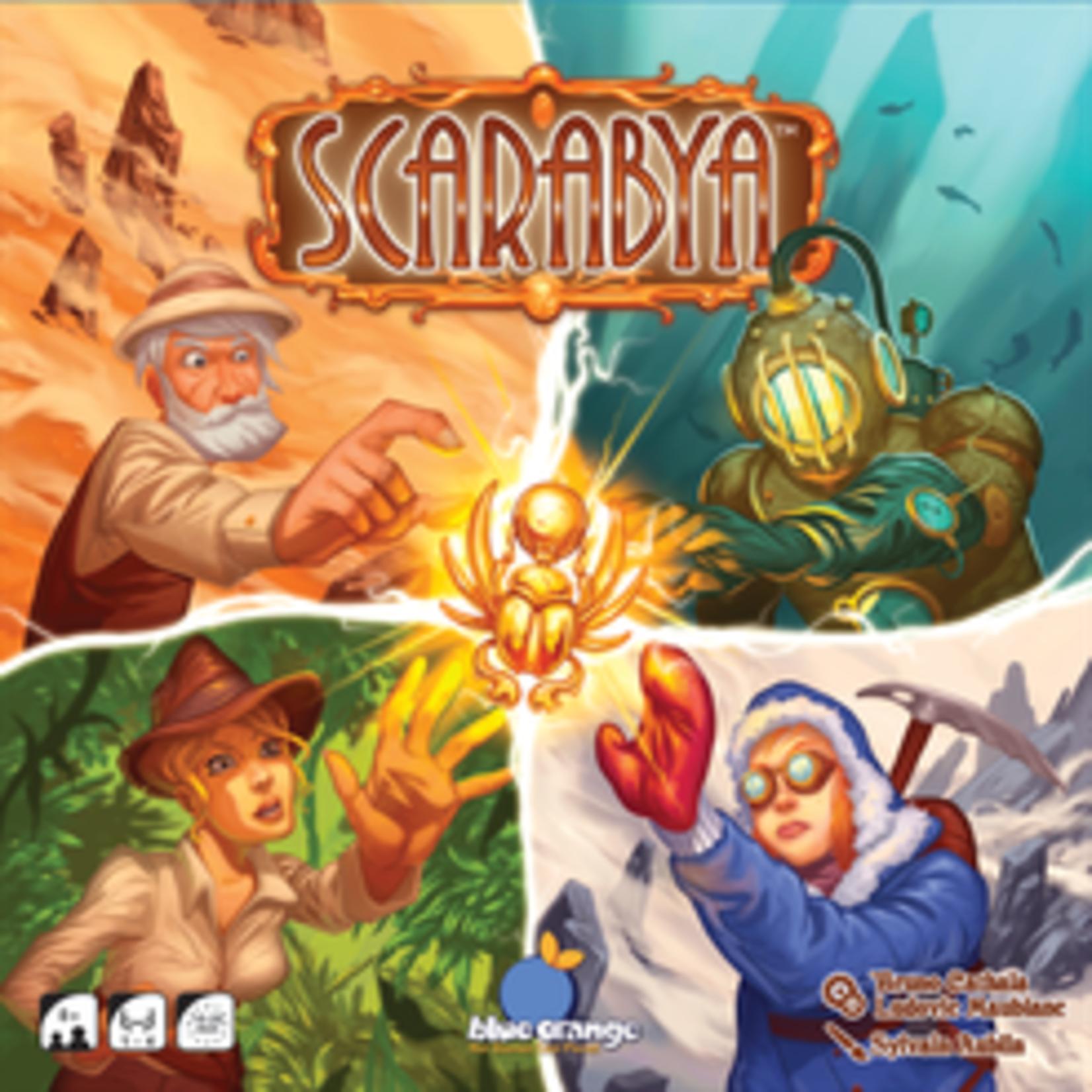 Scarabya Board Games