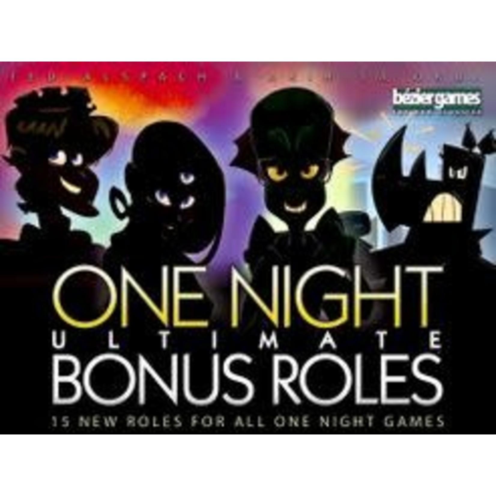 One Night: Bonus Roles Expansion