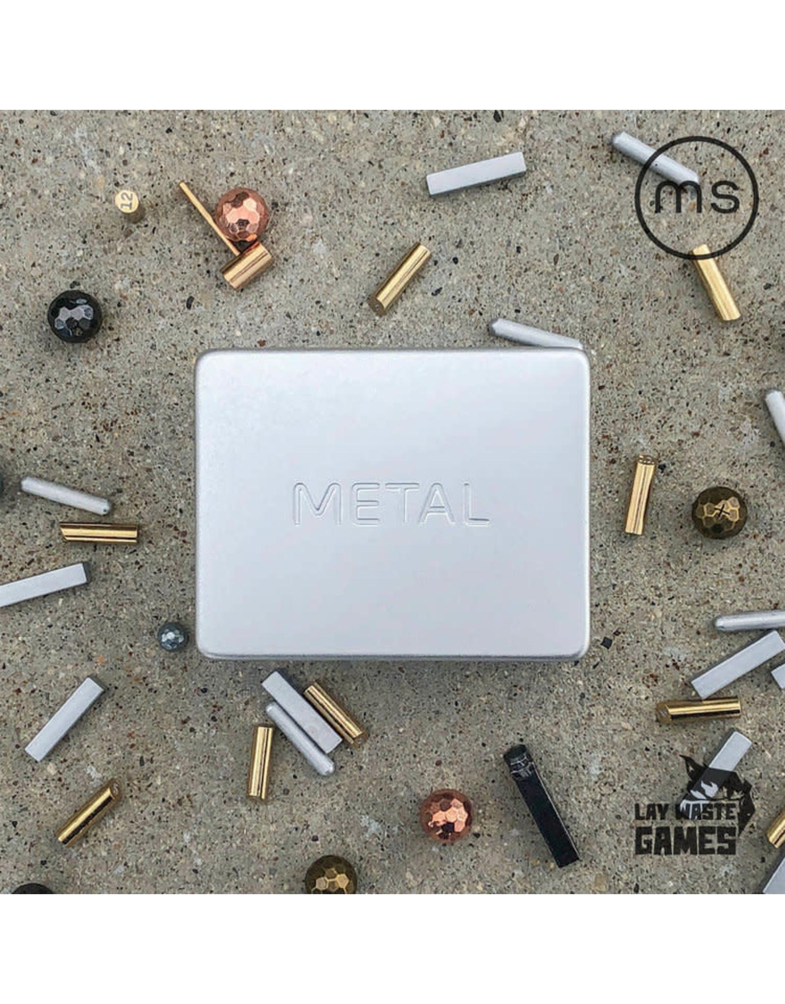 Material Series Metal Board Game