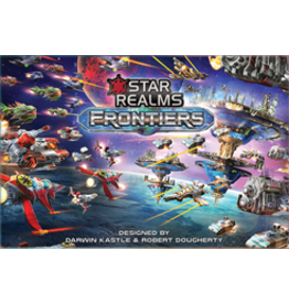 Star Realms Frontiers Card Game (Standalone)