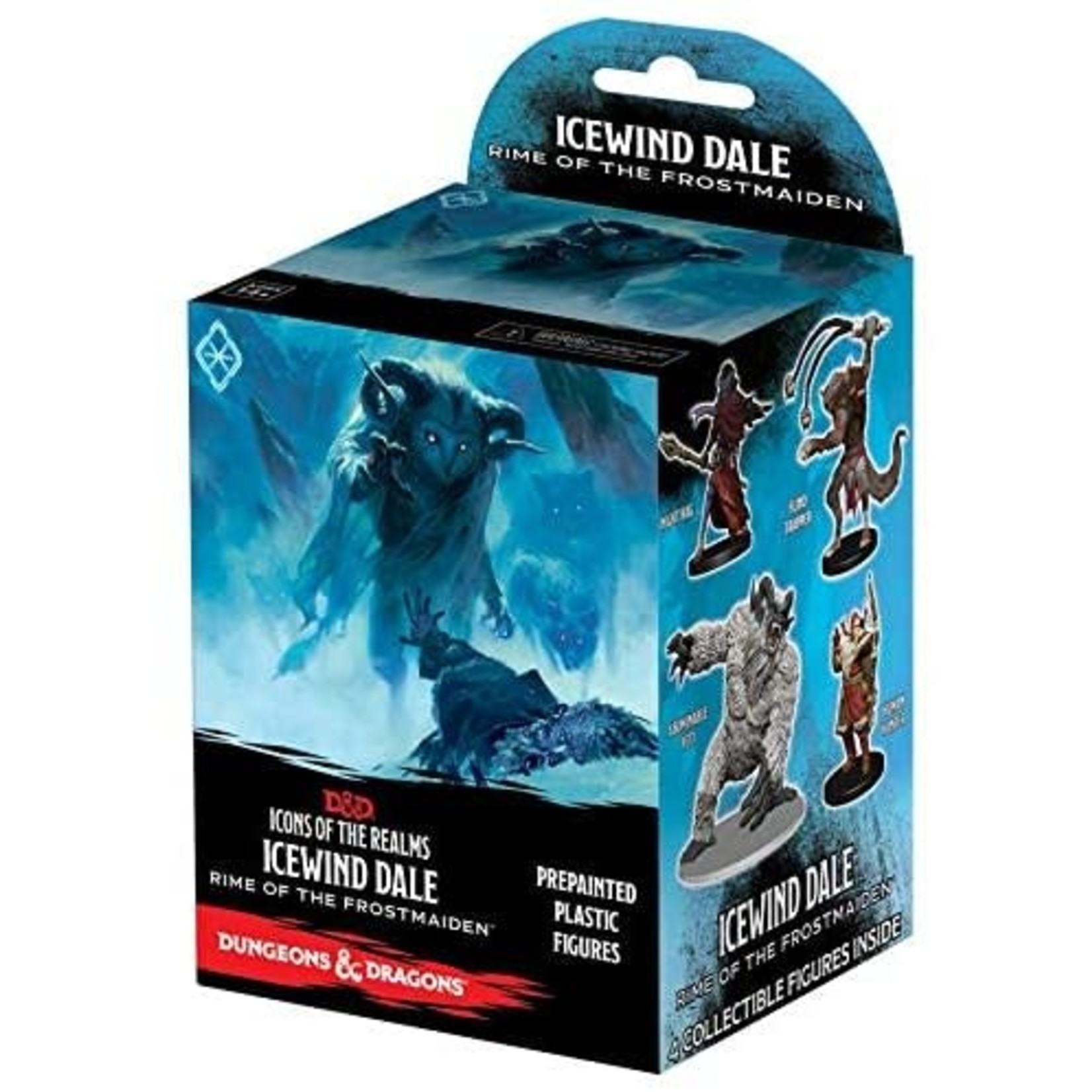 Icon of the Realms Icewind Dale Rime of the Frostmaiden Booster Pack