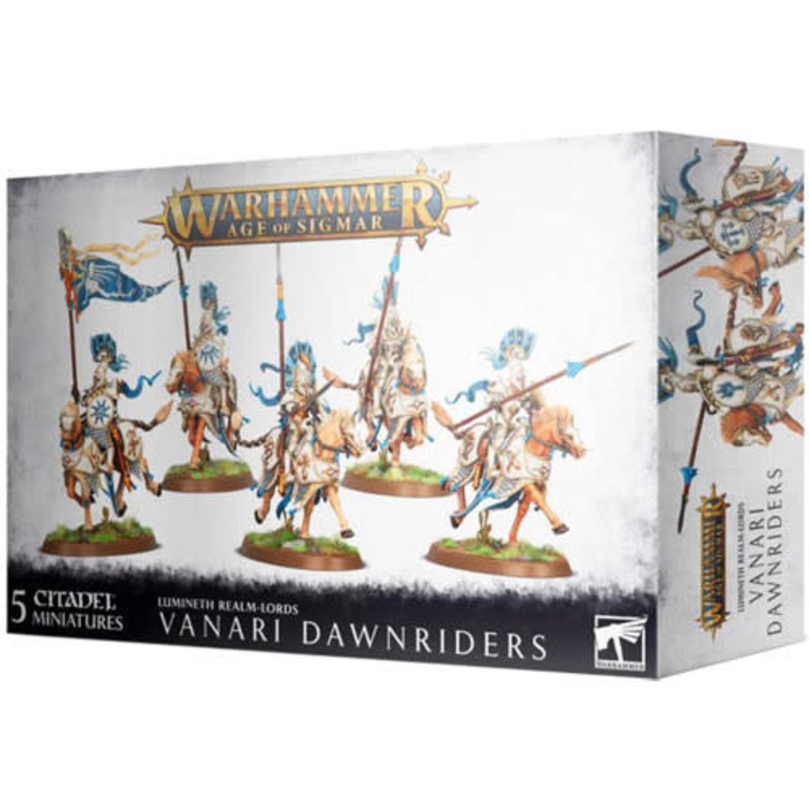 Lumineth Realm Lords Vanari Dawnriders (AOS)