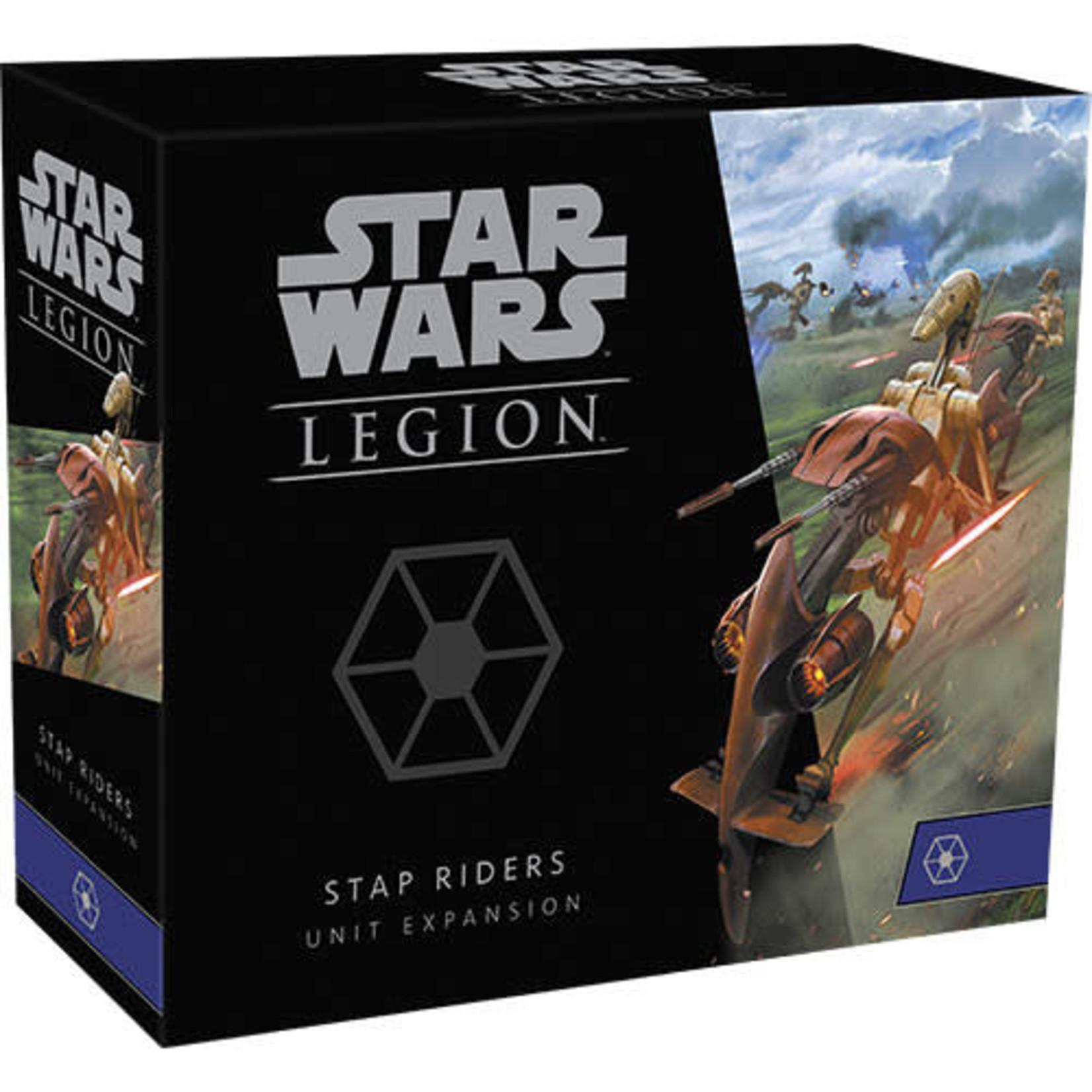 Star Wars Legion STAP Riders Unit Expansion