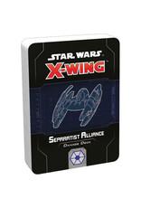 Star Wars X-Wing 2e: Separatist Alliance Damage Deck