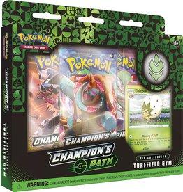 Pokemon Champion's Path Pin Collection Turfield
