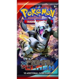 Pokemon XY Primal Clash Booster Pack