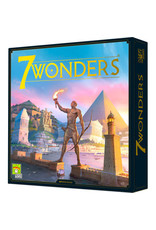 7 Wonders New Edition Board Game
