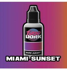 Turbo Dork: Miami Sunset 20ml