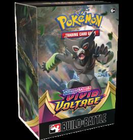 Pokemon Vivid Voltage Build & Battle Kit - Preorder