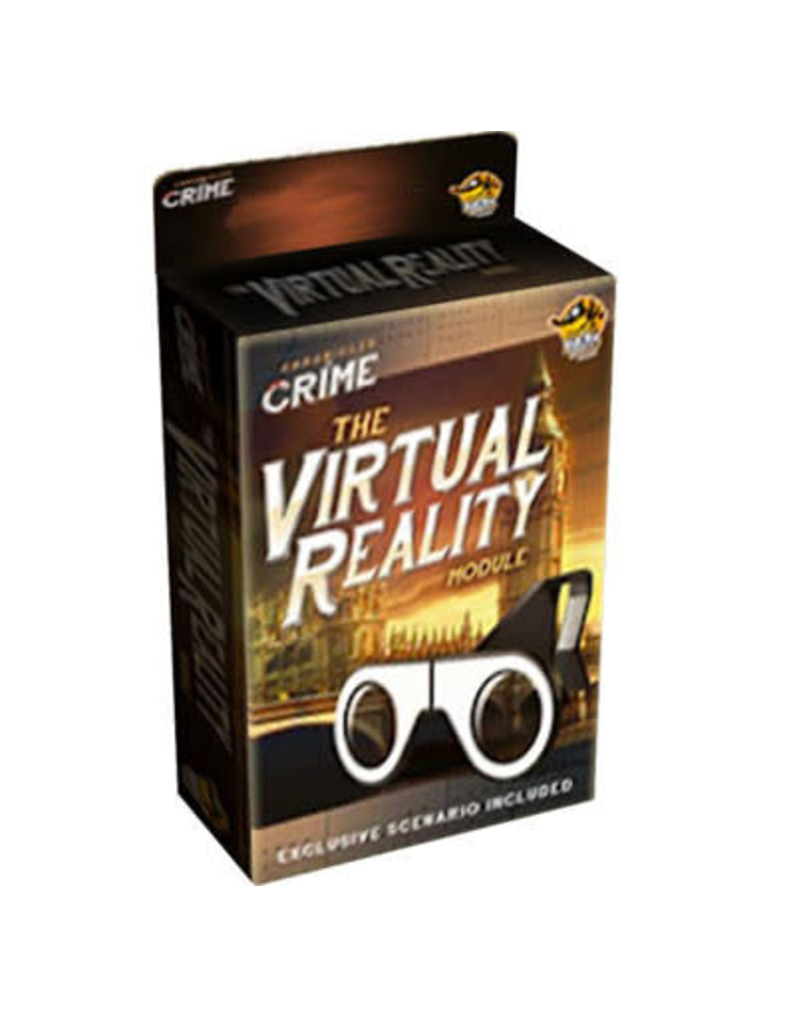 Chronicles of Crime The Virtual Reality Module  Board Game