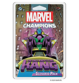 Marvel Champions LCG: The Once and Future Kang Scenario Pack