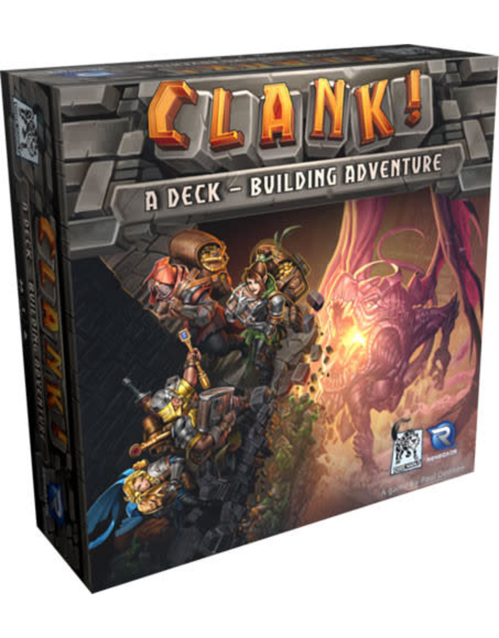 Clank! Card Game