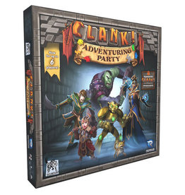 Clank! Adventuring Party Card Game